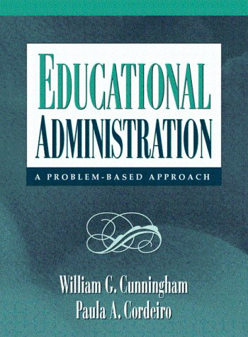 9780205184590: Educational Administration: A Problem-Based Approach
