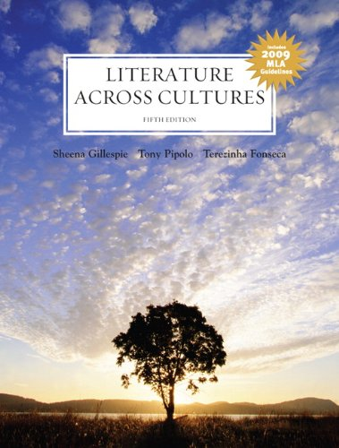 9780205184682: Literature Across Cultures: 2009 MLA Update (5th Edition)