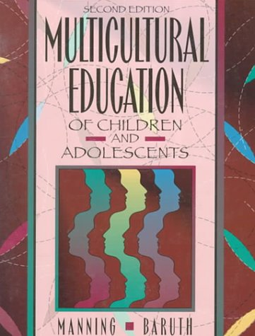 9780205184941: Multicultural Education of Children and Adolescents