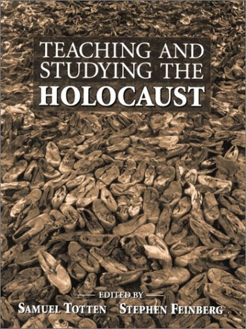 9780205184958: Teaching and Studying the Holocaust