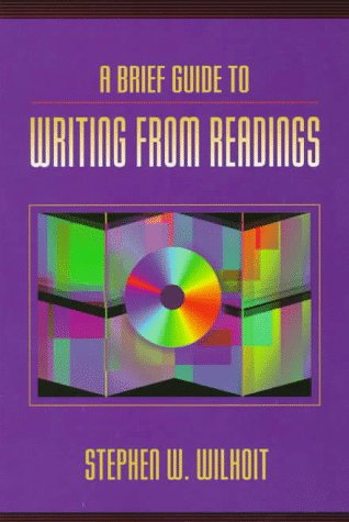 9780205188604: A Brief Guide to Writing from Readings