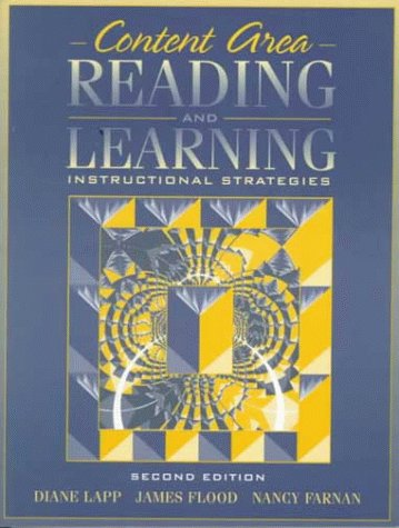 9780205188932: Content Area Reading and Learning: Instructional Strategies (2nd Edition)