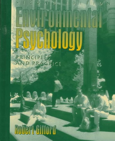 9780205189410: Environmental Psychology: Principles and Practice