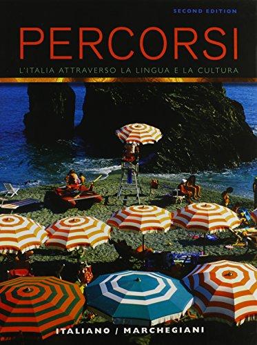 9780205189496: Percorsi: L'Italia attraverso la lingua e la cultura with Student Activities Manual and Oxford New Italian Dictionary (2nd Edition)