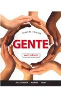 9780205189625: Gente: Nivel básico with OXFORD NEW SPANISH DICTIONARY and MySpanishLab and Pearson eText (Access Card) (3rd Edition)