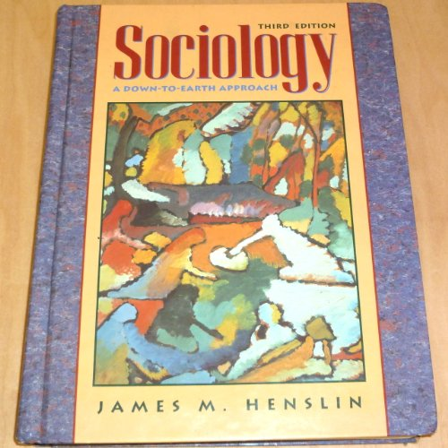 9780205191413: Sociology: A Down-To-Earth Approach