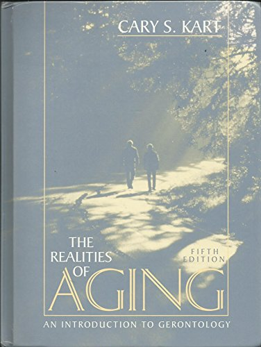 9780205191543: The Realities of Aging:Intro Gerontology: An Introduction to Gerontology