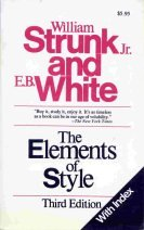 The Elements of Style, Third Edition (9780205191581) by William Strunk Jr.; E.B. White