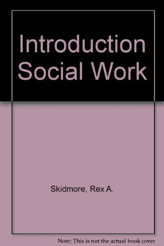 9780205193417: Introduction Social Work