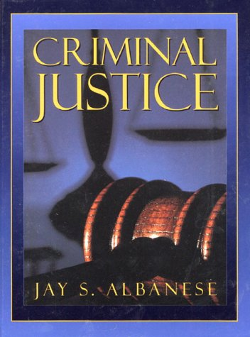 Criminal Justice: Jay S. Albanese