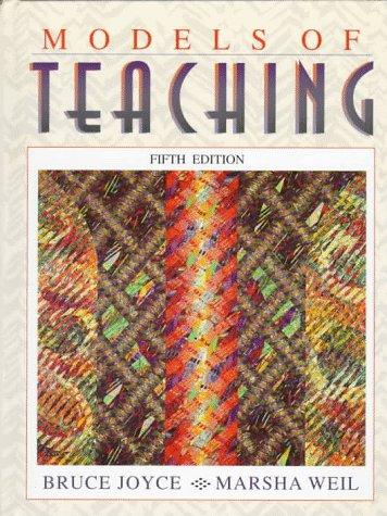 9780205193912: Models of Teaching