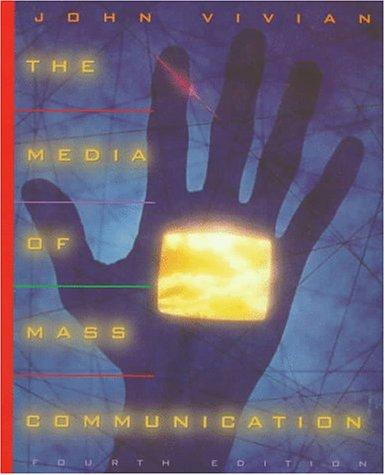 9780205194322: The Media of Mass Communication