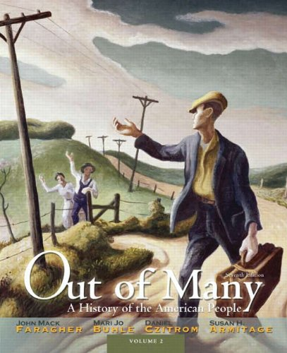 9780205194476: Out of Many: A History of the American People, Volume 2 with NEW MyHistoryLab with eText -- Access Card Package (7th Edition)