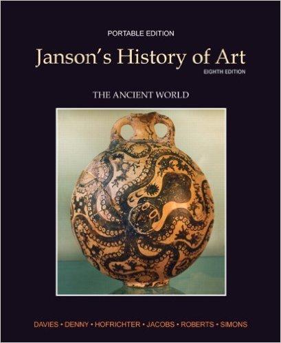 Janson's History of Art: (Set Bk 1: Penelope J.E. Davies,