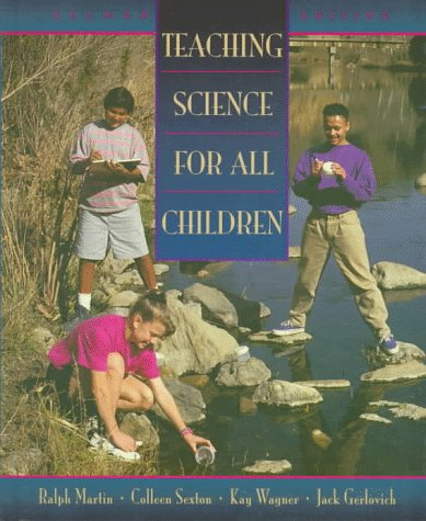9780205195855: Teaching Science for All Children