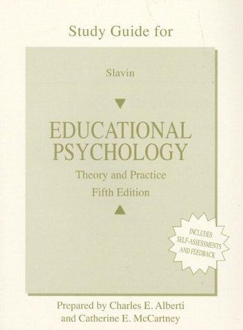 9780205196487: Educational Psychology (Workbook)