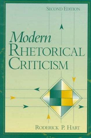 9780205196654: Modern Rhetorical Criticism (2nd Edition)