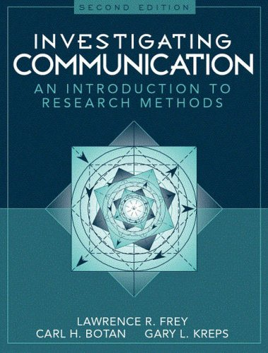 communication an introduction