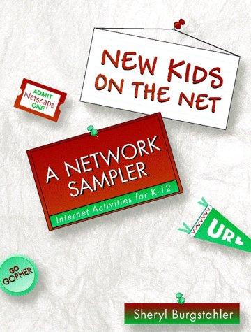 9780205198733: New Kids on the Net: Network Sampler