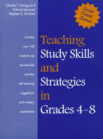 9780205198795: Teaching Study Skills and Strategies for Grades 4-8