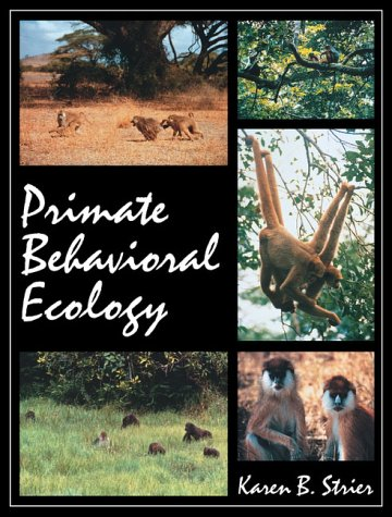 9780205200191: Primate Behavioral Ecology
