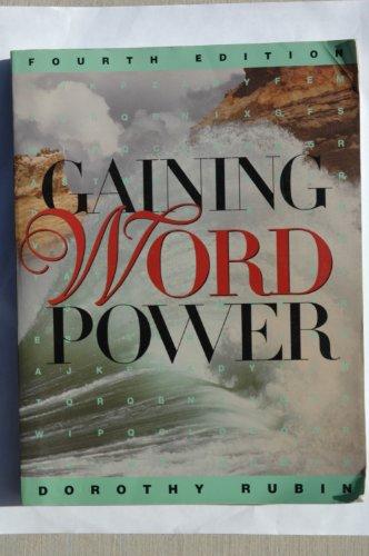 9780205200665: Gaining Word Power