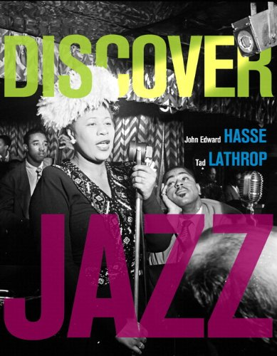 9780205201167: Discover Jazz Plus New MyMusicLab -- Access Card Package with Etext