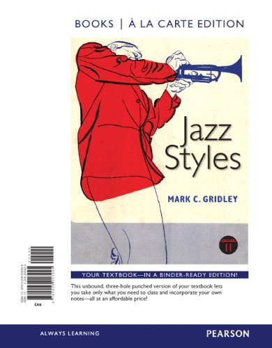 jazz styles gridley 11th edition pdf