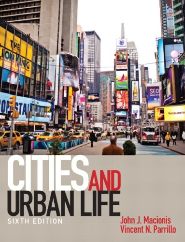 9780205206377: Cities and Urban Life (6th Edition)