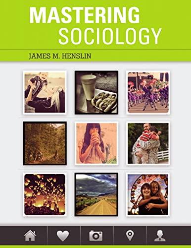 9780205206742: Mastering Sociology