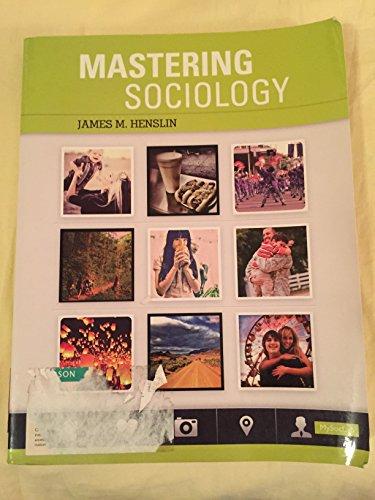 9780205206780: Mastering Sociology