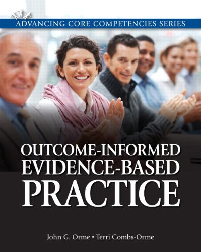 9780205206858: Outcome-Informed Evidence-Based Practice Plus MySocialWorkLab with eText -- Access Card Package (Advancing Core Competencies)