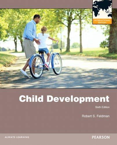 9780205208425: Child Development: International Edition