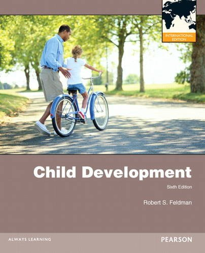 9780205208425: Child Development International Edition