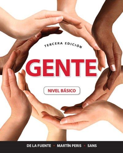 9780205209194: Gente: Nivel básico (3rd Edition)