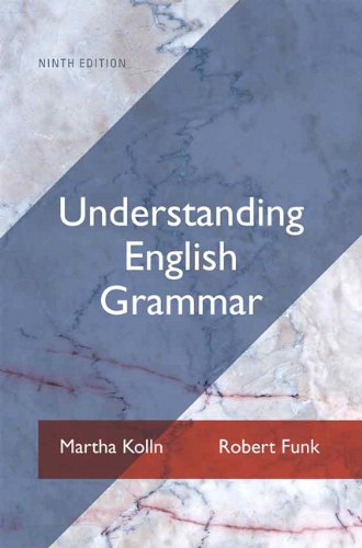 9780205209521: Understanding English Grammar