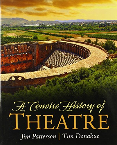 9780205209828: A Concise History of Theatre