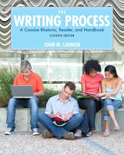 9780205210091: The Writing Process (11th Edition)