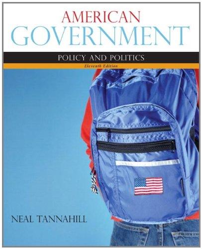 9780205210558: American Government (11th Edition)