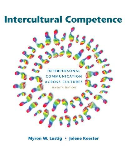 9780205211241: Intercultural Competence