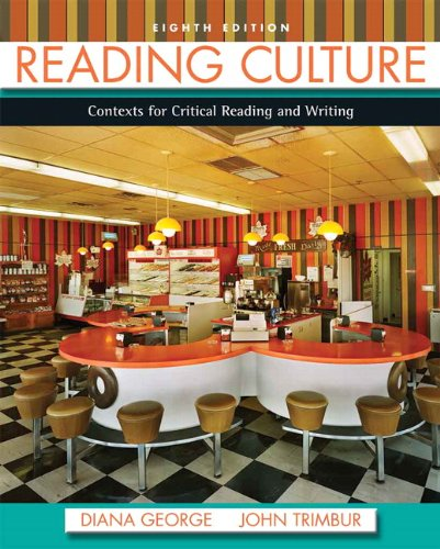 9780205211258: Reading Culture (8th Edition)