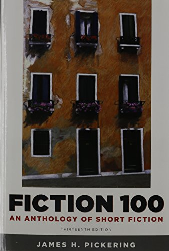 9780205211401: Fiction 100: An Anthology of Short Fiction & Reader's Guide to the Short Story for Fiction 100: A Anthology of Short Fiction Package (13th Edition)