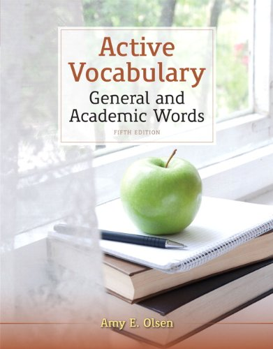 9780205211906: Active Vocabulary (5th Edition)