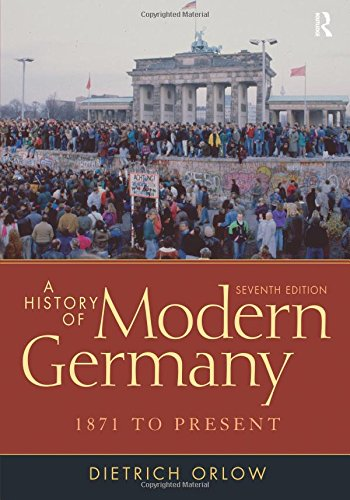 9780205214433: A History of Modern Germany: 1871 to Present