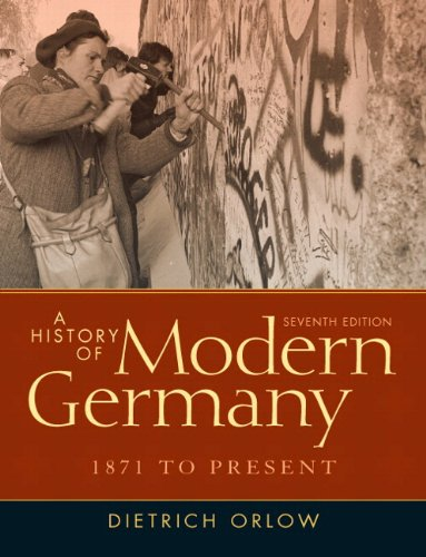 9780205216055: A History of Modern Germany: 1871 to Present Plus MySearchLab with eText -- Access Card Package (7th Edition)