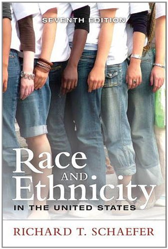 9780205216338: Race and Ethnicity in the United States (7th Edition)