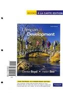 9780205216598: Lifespan Development, Books a la Carte Plus NEW MyDevelopmentLab with eText -- Access Card Package (6th Edition)