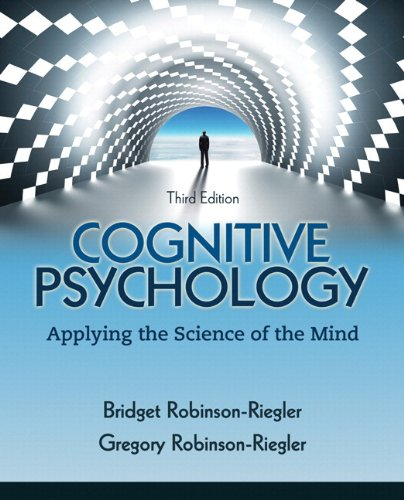 9780205216741: Cognitive Psychology: Applying The Science of the Mind Plus NEW MyPsychLab with eText -- Access Card Package (3rd Edition)
