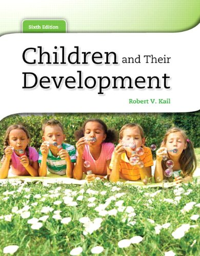 9780205216901: Children and Their Development with NEW MyDevelopmentLab and Pearson eText -- Access Card Package (6th Edition)