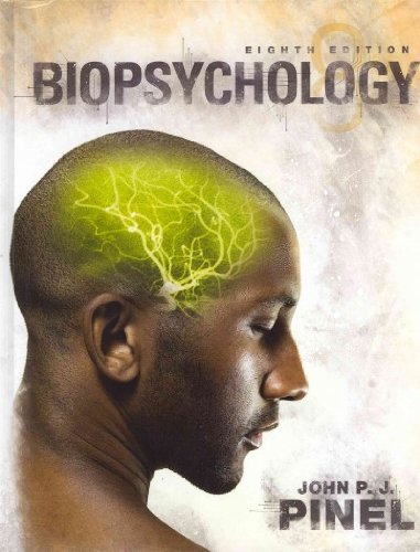 9780205216956: Biopsychology with NEW MyPsychLab and Pearson eText (8th Edition)